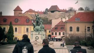 ROAD - Világcsavargó (official klip)