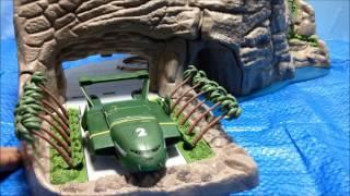 サンダーバード ARE GO!DXトレーシーアイランド+サウンドビークル+ジェットモグラ(ミニサイズ)