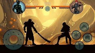 getlinkyoutube.com-Shadow Fight 2 - SHADOW Vs MAY.