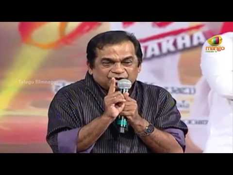 Brahmanandam Most Funny Speech - Thadaka Audio Launch / Tadaka / Tadakha / Thadakha