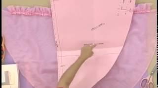 getlinkyoutube.com-Sonia Franco. Programa Nuestra Casa. Elaboración de Drapeado y Flores 3/5