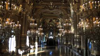 Welcome at the Palais Garnier