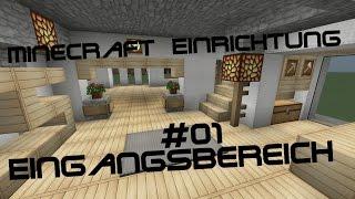 getlinkyoutube.com-Minecraft Einrichtung mit Jannis Gerzen #01 - Eingangsbereich (Tutorial)