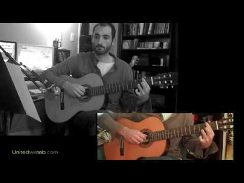 Eric Clapton - Tears in Heaven Guitar Cover -thhWqS-c1N8