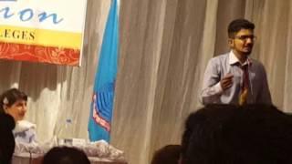 getlinkyoutube.com-Urdu Funny Speech in PGC lahore