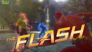 getlinkyoutube.com-[DCUO] - The Flash vs The Reverse Flash and Zoom