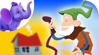 getlinkyoutube.com-There was a Crooked Man - Nursery Rhyme with Karaoke