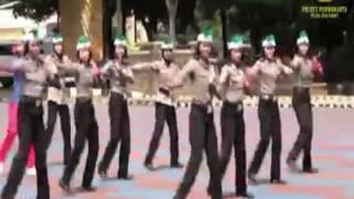 getlinkyoutube.com-Senam Maumere Polres Purwakarta - Polda Jabar