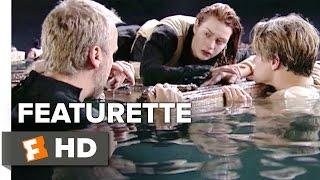 Titanic Featurette   Physical Shoot (1997)   Leonardo DiCaprio, Kate Winslet Movie HD