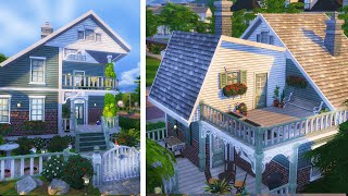 The Sims 4 Build | Grandparents House