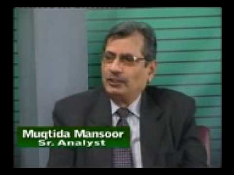 Talk show on India Pakistan relations part 4