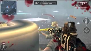 getlinkyoutube.com-Modern Combat 5: Glitch Guys!! | KR-200 Multiplayer Gameplay!!