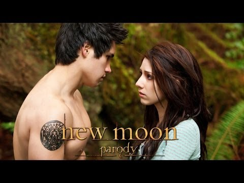 Twilight New Moon Parody