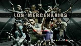 Resident Evil 5 Todo desbloqueado (All Unlocked)