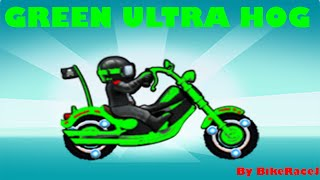 getlinkyoutube.com-Bike Race Pro v6.1 | GREEN ULTRA HOG (ANDROID & iOS)