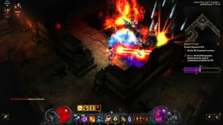 getlinkyoutube.com-Diablo 3 - 2.4 PTR GR77 FB Disintegrate Wiz solo