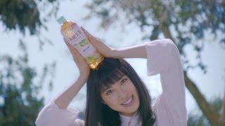 "getlinkyoutube.com-土屋太鳳が「おいしくなっ""たお""」 ブレンド茶「爽健美茶」新CM"
