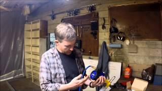 getlinkyoutube.com-DIY Powder Coating Oven Build: Part One + Astro Pneumatic PR14 Unboxing