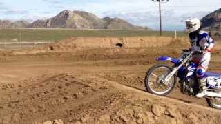 getlinkyoutube.com-Motocross Jumping Basics - Part 1 - Tutorial for beginners - MX Jumping Techniques