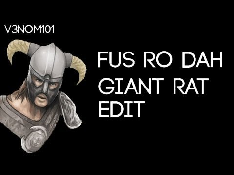 FUS RO DAH! -tiJiMOfvRVI
