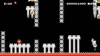 getlinkyoutube.com-Megalovania - Super Mario Maker