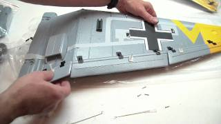 getlinkyoutube.com-Building the AirField 1400mm Stuka by Jeff Part 1
