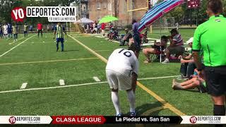 La Piedad 3-1 San San CLASA Playoffs