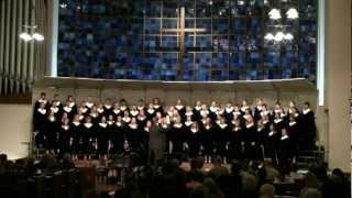 Ave Maria - Morten Lauridsen - Luther College Nordic Choir