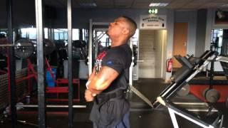 getlinkyoutube.com-Simeon Panda - Hold Strong (Bodybuilding Motivation)