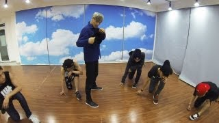 EXO 엑소 '으르렁 (Growl)' Dance Practice (Korean Ver.)