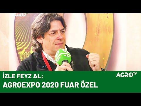 İzmir Fuar Özel Röportajı / AGRO TV