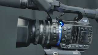 Sony FDR-AX1 vs. Panasonic HC-X1000, Test Comparativ