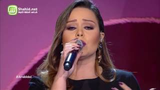 getlinkyoutube.com-Arab Idol -Arab Idol – العروض المباشرة – كوثر براني – يوم ليك ويوم عليك