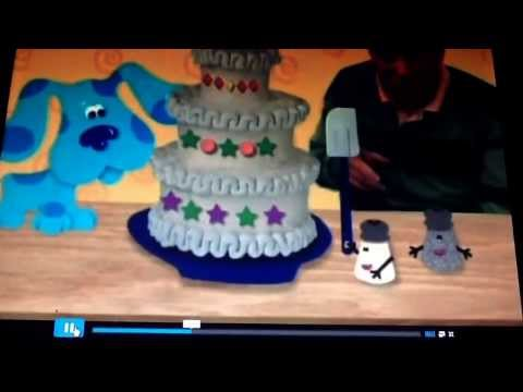 Blues clues mailbox birthday part 2