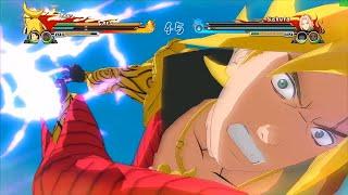 getlinkyoutube.com-Naruto Ultimate Ninja Storm Revolution (60 FPS) Lars Alexandersson Port Gameplay PC