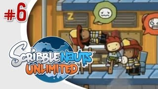 getlinkyoutube.com-CYANIDE - Scribblenauts Unlimited (Wii U) w/ Ze - Episode 6