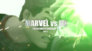 getlinkyoutube.com-Marvel vs. DC - The Ultimate Crossover (Part II) | Animation Film