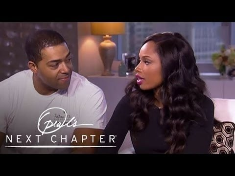 Jennifer Hudson and Her Fiancé, David Otunga - Oprah's Next Chapter - Oprah Winfrey Network