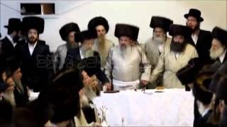 getlinkyoutube.com-Lelover Rebbe Commemorates Birchas Moshe Yahrtzeit - Teves 5773