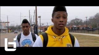 """getlinkyoutube.com-The NEAL TWINS aka """"The Backcourt Problem"""" Official BallisLife Junior Mix Most EXCITING DUO of 2014?"""
