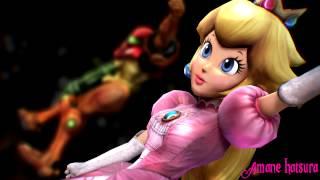 MMD Nintendo:Shake It!