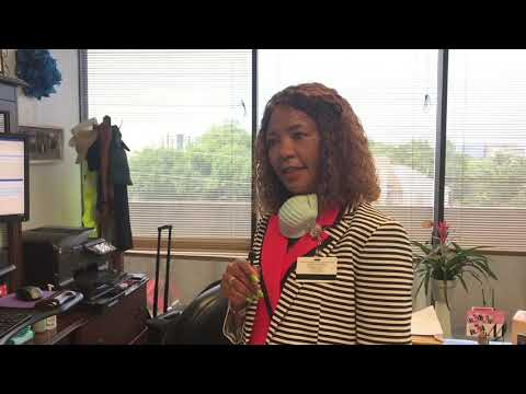 Houston Health Department Employee