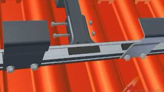 Zonneboiler - installeren opdak - vlakke zonnecollector