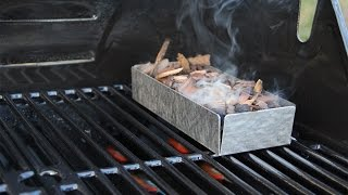 BBQ Smoking with Alternative Fuel
