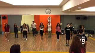 getlinkyoutube.com-Girls' Generation - Catch Me If You Can Cover Dance