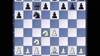 getlinkyoutube.com-Dirty Chess Tricks against Sicilian defense - 3 (Taimanov/Kan/Paulsen Variations)