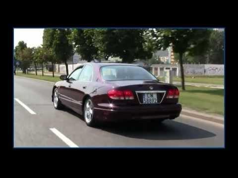 Mazda Xedos 9 by Siwus