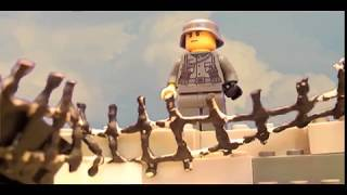 D Day Omaha Beach - Lego Movie by Morrison Brother Productions 2016