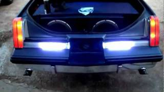 getlinkyoutube.com-84 Cutlass pt. 3 Lights