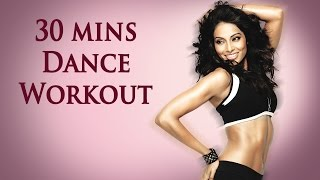 getlinkyoutube.com-30 Mins Aerobic Dance Workout - Bipasha Basu Break free Full Routine - Full Body Workout